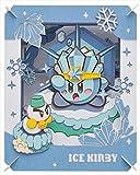 星のカービィ ICE KIRBY ペーパーシアター