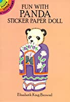 Fun with Panda Sticker Paper Doll (Dover Little Activity Books)