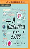 Best Audibleの洋書 - A Taxonomy of Love Review