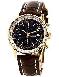 newest 7f521 c980a Amazon.co.jp: 革バンド - BREITLING(ブライトリング): 腕時計