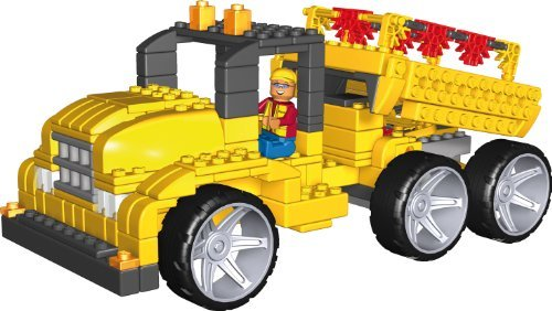 『K'NEX Collect and Build Construction Series #2: Dump Truck [並行輸入品]』のトップ画像