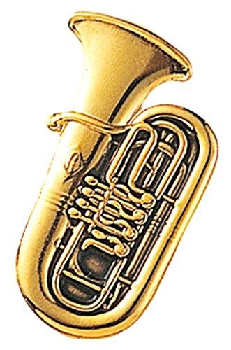 ナカノ スタンダードブローチ チューバ ゴールド MM-80P/TU/G