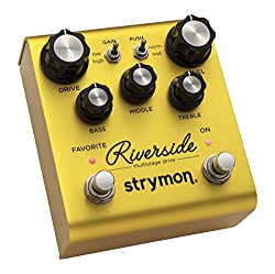 Strymon『Riverside』 マルチステージ・ドライブ・ペダル [国内正規品]