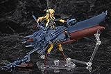 アーマーガールズプロジェクト 宇宙戦艦ヤマト2202 ヤマトアーマー×森雪 約150mm ABS&PVC&金属(鎖パーツ)製 塗装済み可動フィギュア_03