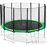 Cyclone 14ft Springless Trampoline