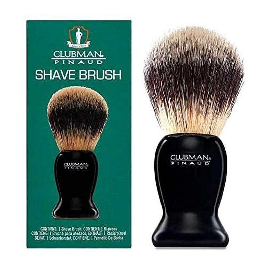 雄弁家間違い松[Clubman ] クラブマン剃るブラシ - Clubman Shave Brush [並行輸入品]