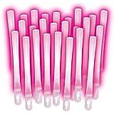 ルミカライト 大閃光アーク 25本入り ピンク