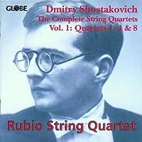 String Quartet Vol. 1