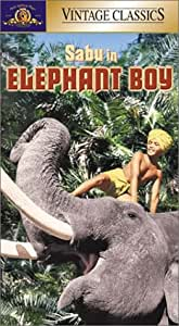 Elephant Boy [VHS] [Import]