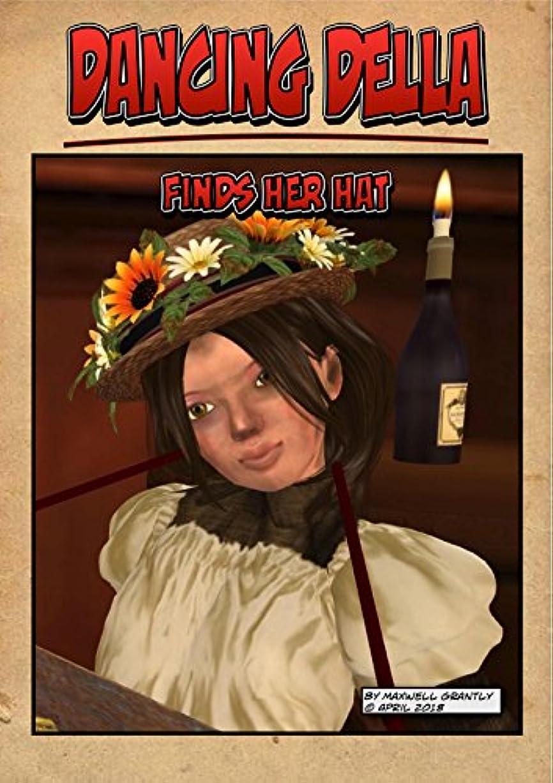 ユニークなレインコート無知Dancing Della Finds Her Hat (English Edition)