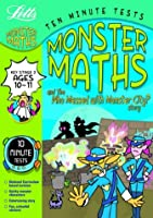 Maths 10-11: Ages 10-11 (Ten Minute Monster Tests)