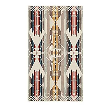 PENDLETON(ペンドルトン) ジャガードバスタオルオーバーサイズ Oversized Jacquard Towel 53555 White Sands