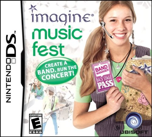 Imagine Music Fest (輸入版:北米) DS