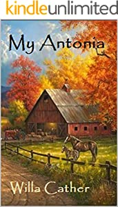 My Antonia (English Edition)
