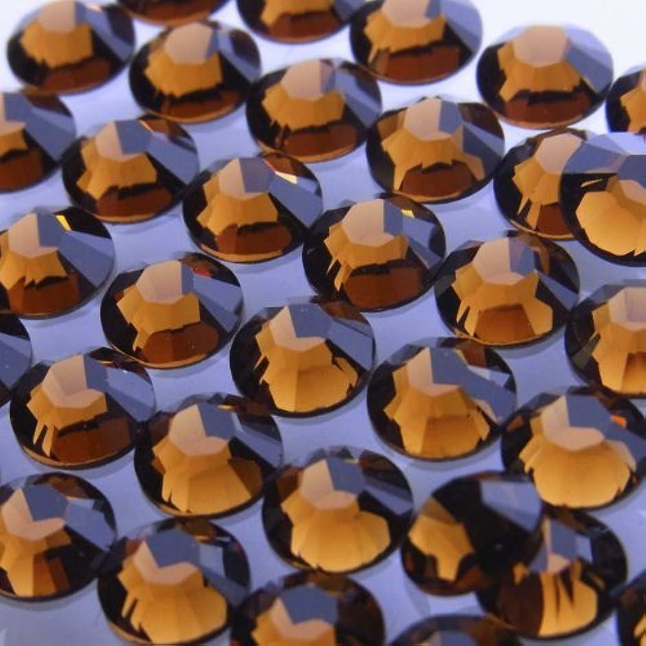 計算するロボットフリッパー2058スモークトパーズss5(50粒入り)スワロフスキーラインストーン(nohotfix)