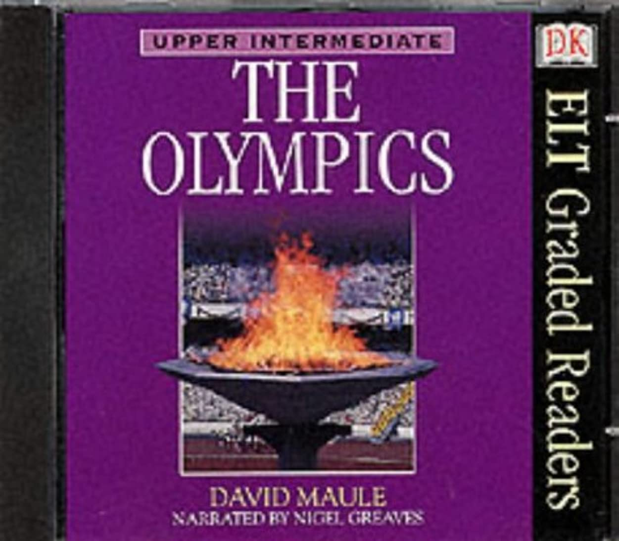 カニ名義で野心的ELT Graded Readers:  Olympics (Audio CD) (ELT Readers)