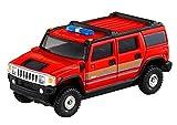 トミカショップオリジナル H2ハマー(消防指揮車仕様)