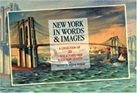 New York in Words & Images: A Collection of 20 Vintage Postcards & Literary Quotes (Postcard Book)