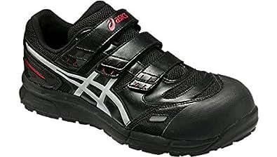 【ウィンジョブ®CP102】 アシックス[ASICS] 作業用靴 【FCP102】 カラー:黒・サイズ:22.5