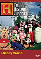 Modern Marvels: Walt Disney World [DVD] [Import]