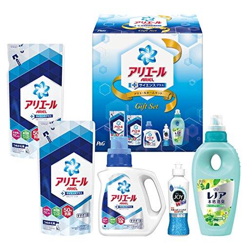【ギフトセット】 アリエール 洗濯洗剤 液体 イオンパワージ...