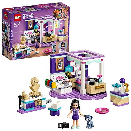 レゴ(LEGO)フレンズ エマのお部屋 アトリエつき 41342