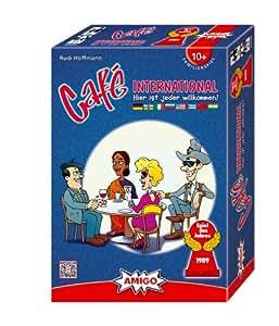 Café International: AMIGO - Familien- und Gesellschaftsspiel