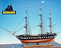 Model Shipways USS Constitution 48'' Long Wood KIt MS2040 1:76 Scale ON Model Expo [並行輸入品]