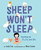 Sheep Won't Sleep: Counting by 2s, 5s, and 10s 画像