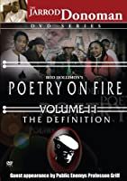 Poetry on Fire 2 [DVD] [Import]