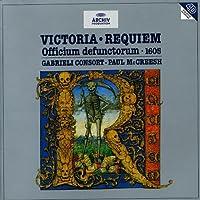 Victoria: Requiem Officium Defunctorum (1996-03-12)