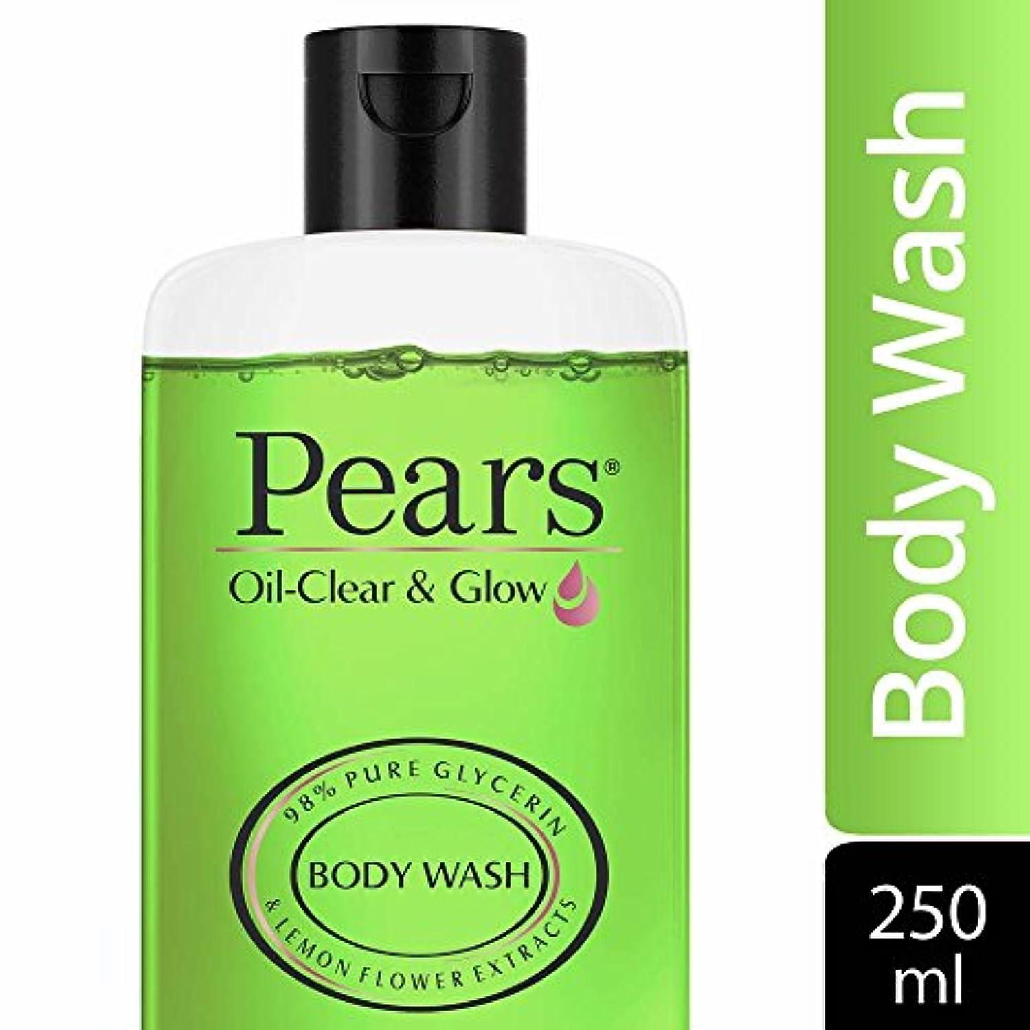 結紮傑作人気のPears Oil Clear and Glow Shower Gel, 250ml