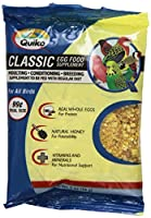Quiko Classic Egg Food Daily Supplement - Peak Health Formula, Ideal for Canaries, Finches and All Other Pet Birds, 2 Ounce Pouch by Quiko