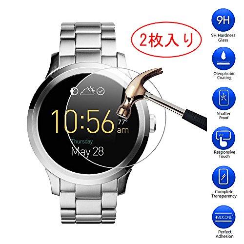 LG Watch Style 強化ガラスフィルム MaxKu 日本旭硝子素材...