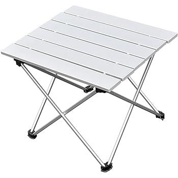 NOT Home アウトドア テーブル 折りたたみ 軽量 アルミ BBQ テーブル ウルトラライト アウトドア フォールディング