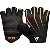 RDX Gym Weight Lifting Gloves Workout Fitness Bodybuilding Breathable Powerlifting Crossfit Wrist Support Training Exercise