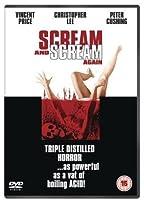 Scream and Scream Again [DVD] [Import]