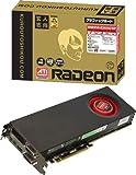 玄人志向 グラフィックボード AMD Radeon HD6950 2GB PCI-E DVI-I DVI-D HDMI Mini-DP 空冷FAN 2Slot占有 RH6950-E2GHD/DP
