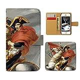 Tiara iPhone6s Plus 5.5 iPhone6sPlus スマホケース 手帳型 ルイダヴィッド ナポレオン 手帳ケース カバー [F022602_05]
