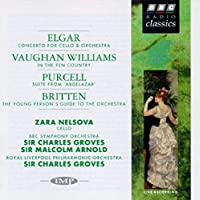 Concerto for Cello & Orch / In the Fen Country