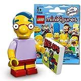 レゴ(LEGO) ミニフィギュア ザ・シンプソンズ シリーズ1 ミルハウス・ヴァン・ホーテン|LEGO Minifigures The Simpsons Series1 Milhouse van Houten 【71005-9】