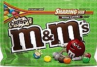 M&M's (New-Sharing Size) (クリスピー) [並行輸入品]