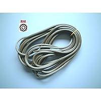 網戸 網押えゴム(7m)6.8ミリ シルバー 1470-4200-fr *製品色・形状等仕様変更になる場合があります*