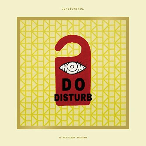 ジョン・ヨンファ (CNBLUE) 1stミニアルバム - Do Disturb (特別盤)
