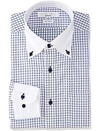 [タカキュー] Shirts Code 形態安定 スリムフィット ドゥエボタンダウンシャツ メンズ 110214619808833