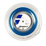 Babolat(バボラ) エクセル200Mロール 硬式テニス マルチフィラメント ガット/1.25mm/ブルー