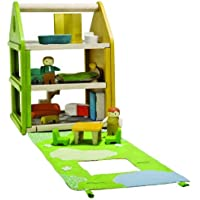 Plan Toys Tote and Go Rag Doll House by PlanToys