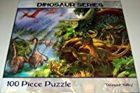 Dinosaur Series 100 Piece Puzzle Dinosaur Valley