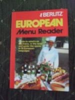 Berlitz European Menu Reader (European Guides)
