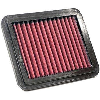K/&N 33-2423 K/&N Drop-In High-Flow Air Filter Fits:DODGE 2009-2010 JOURNEY V6